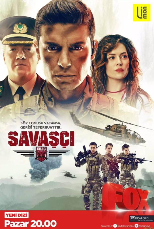 Savaşçı 46. Bölüm indir (27 Mayıs Pazar) Yerli Dizi 720p HD Tek Link