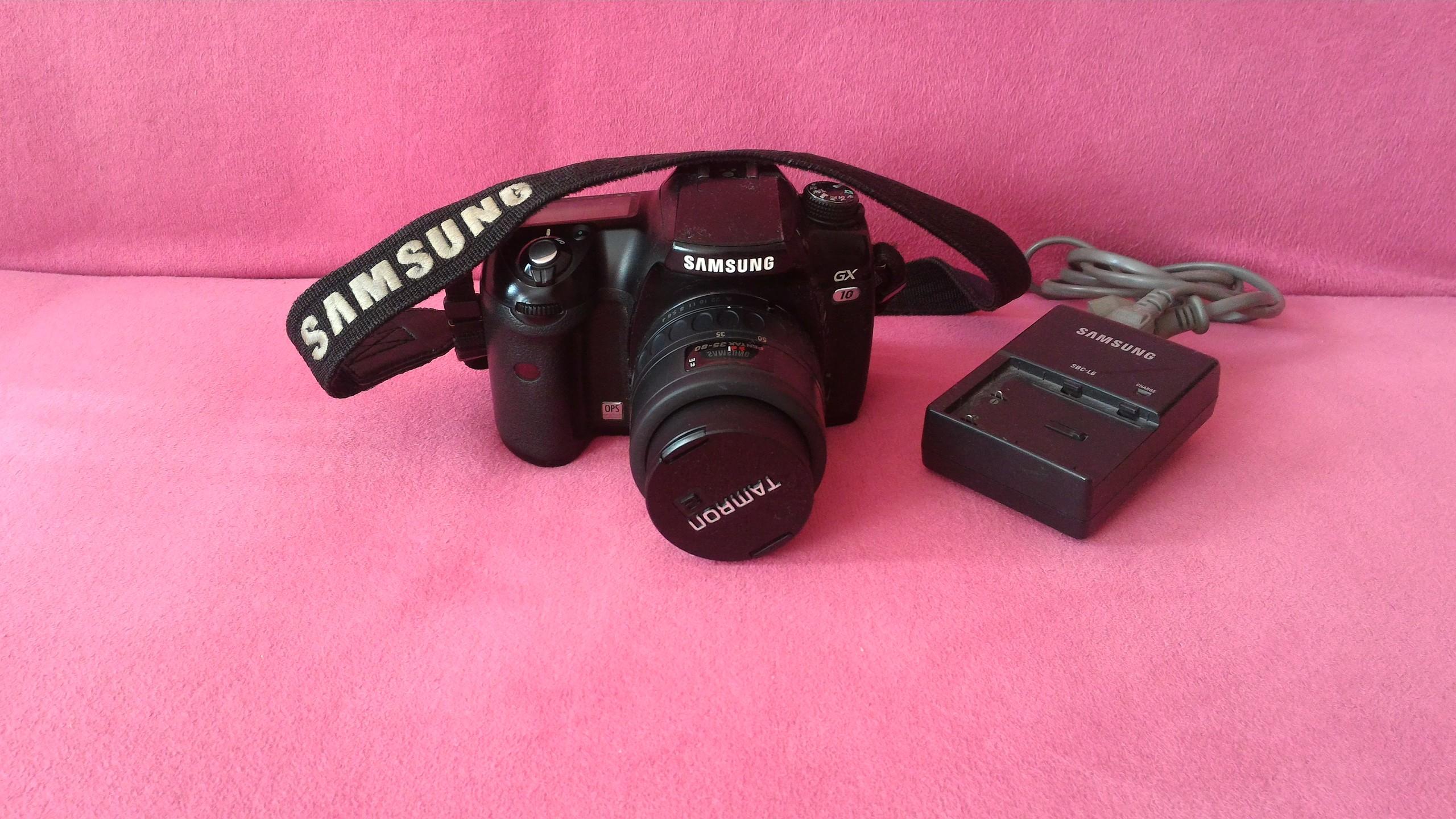 samsung gx 10 pentax fa 35 80 lens ile 500 tl