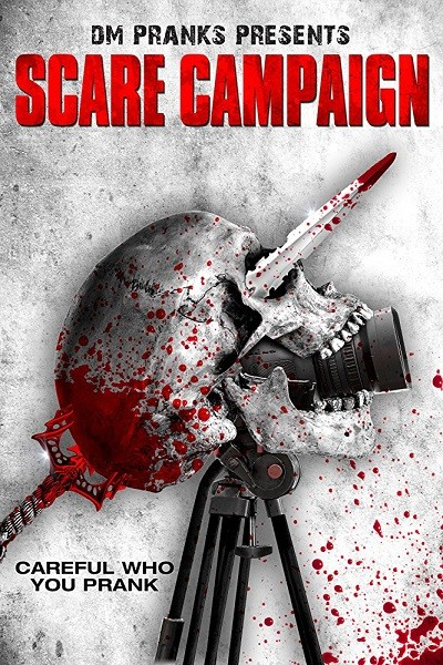 Kanlı Oyun - Scare Campaign 2016 HDRip XviD Türkçe Dublaj