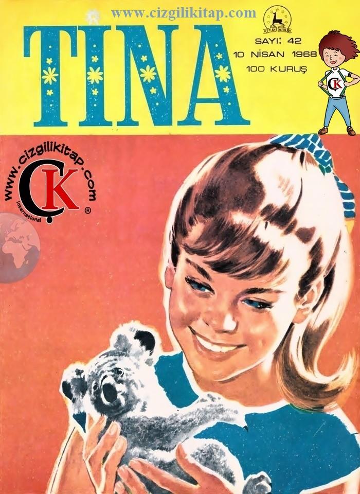 Çizgi Roman, Tina