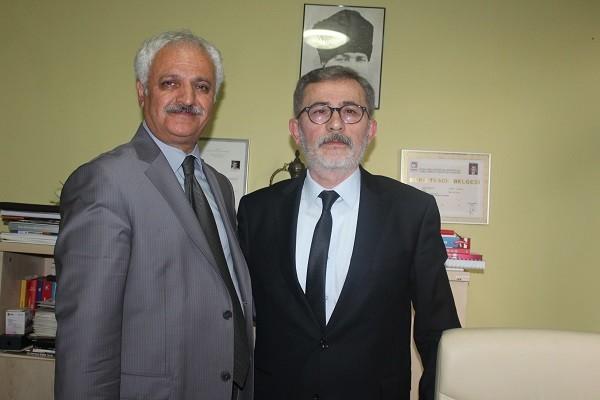 TMB) - Türkiye Mali Müşavirler Birliği Yürütme Kurulu Başkanı Oktay Yeşilyurt