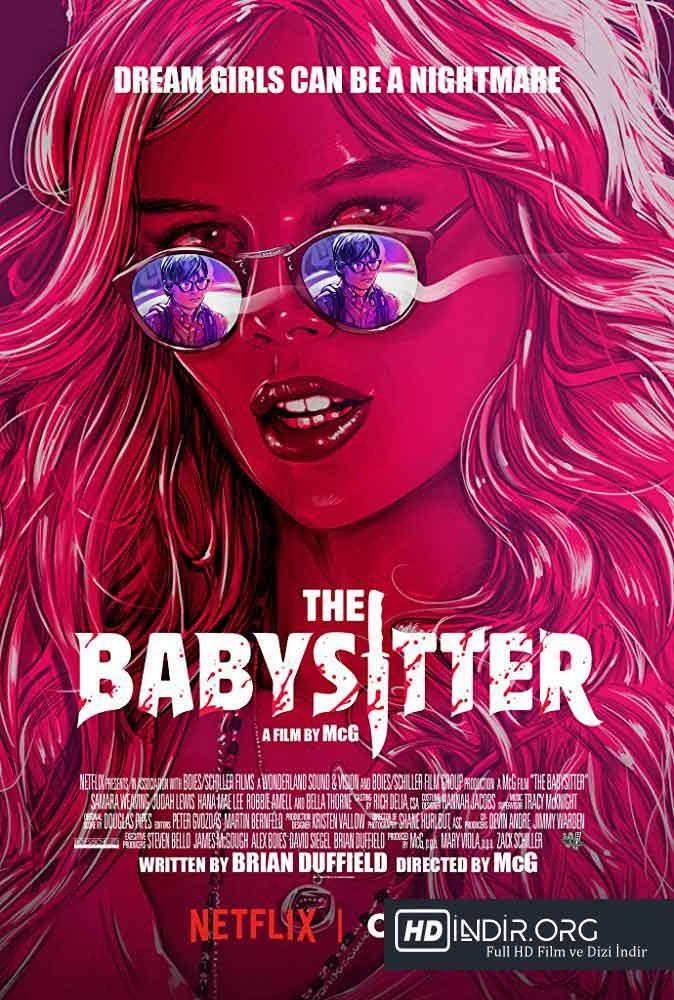 Bebek Bakıcısı - The Babysitter (2017) TR - EN HD İndir
