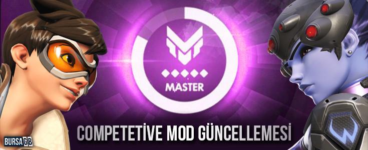 Overwatch Competitive Mod Güncellemesi Geliyor