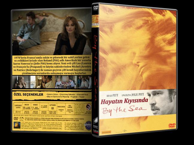 Hayatın Kıyısında – By the Sea 2015 (DVD-9) TR-Multi – VKRG
