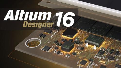 Altium Designer 16.1.8 Build 203