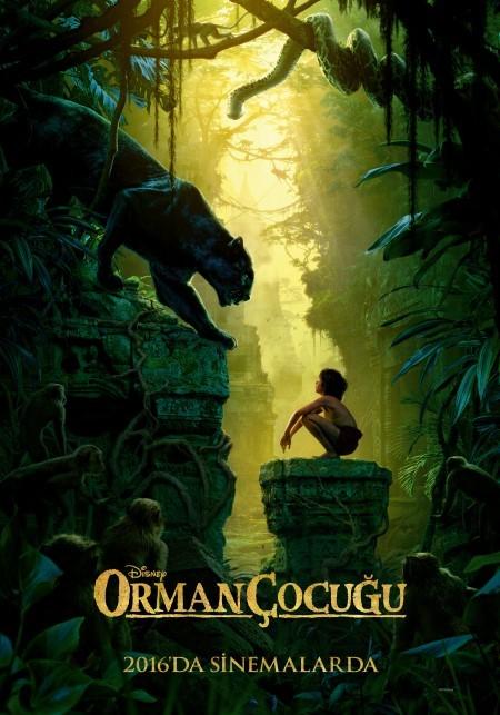 The Jungle Book - Orman Çocuğu (2016) - türkçe altyazılı film indir