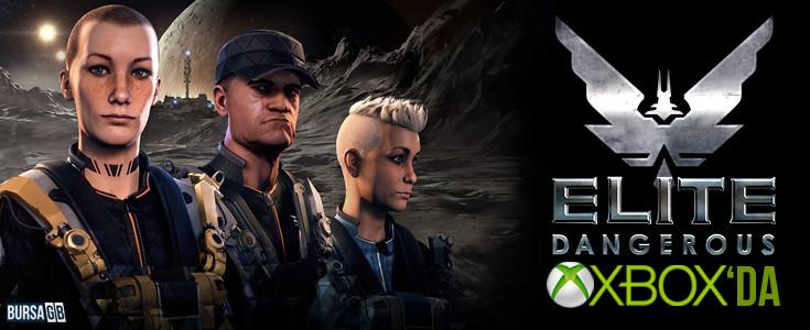 Elite Dangerous: Horizons Xbox One 'da Oynanabilecek