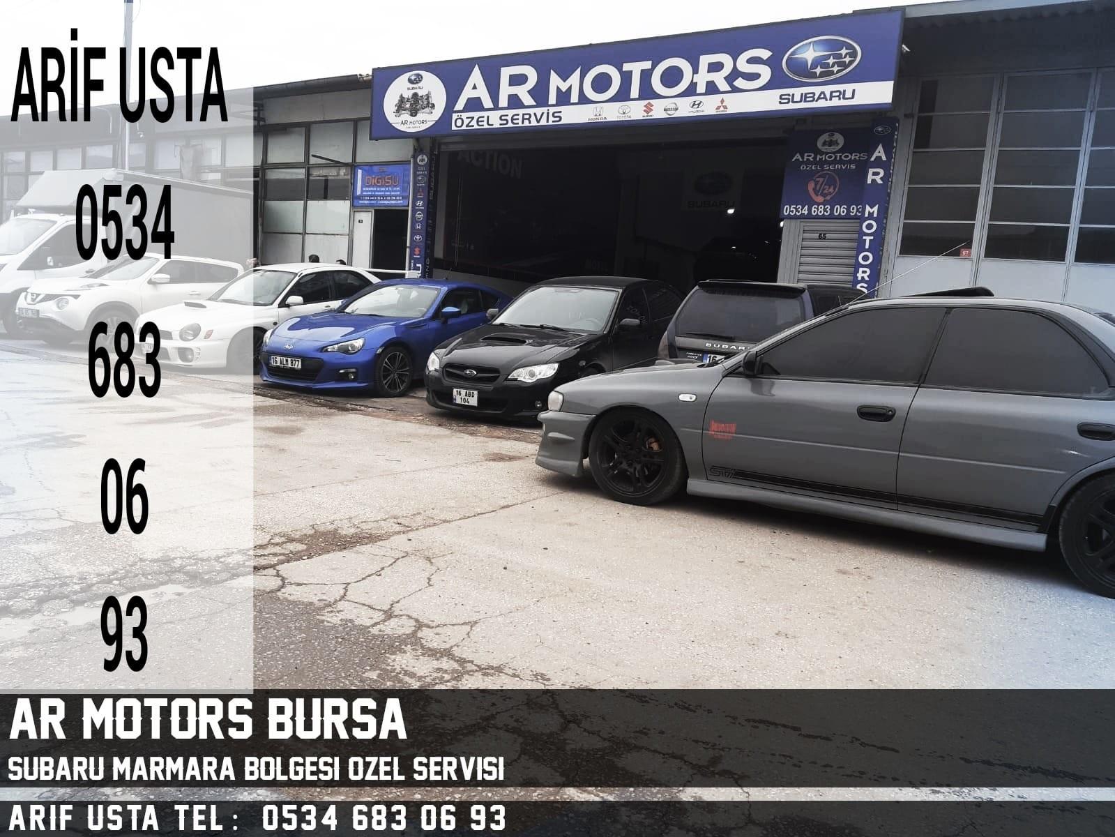 AR Motors