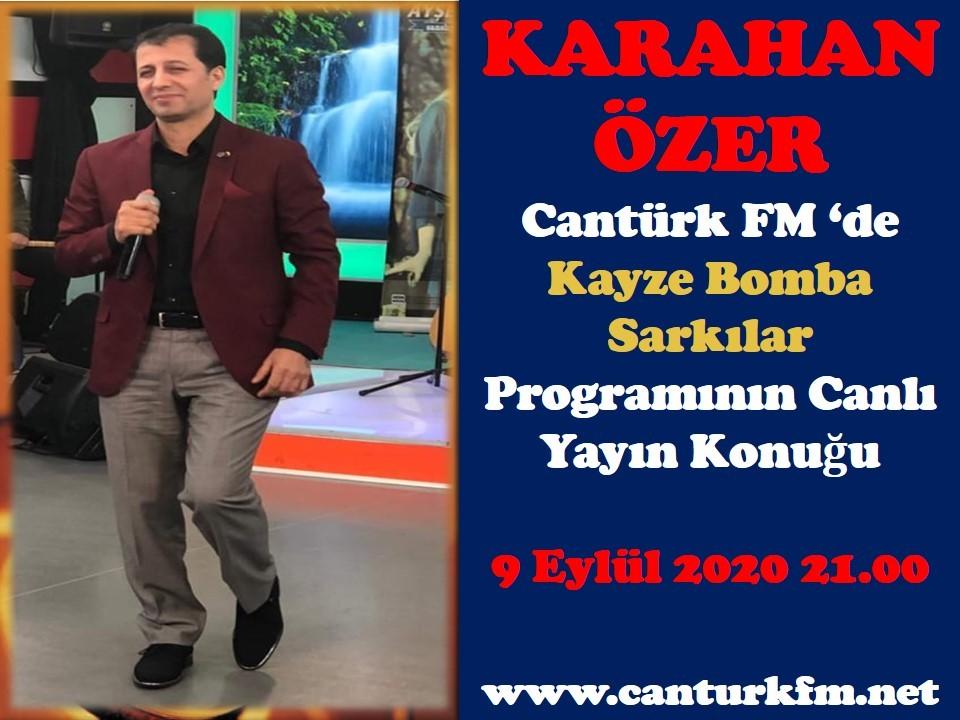 Karahan Özer Cantürk FM'de