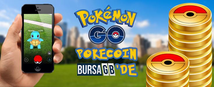 PokemonGo Poke Coins Cazip Fiyatlarla BursaGB 'de