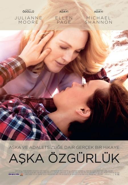 Aşka Özgürlük - Freeheld (2015) - türkçe dublaj film indir