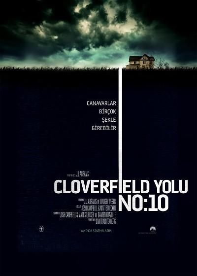 Cloverfield Yolu No: 10 - 10 Cloverfield Lane 2016 ( BluRay m1080p ) Türkçe Dublaj - Tek Link