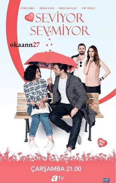 Seviyor Sevmiyor | 24.Bölüm | (XviD - 720p) | Güncel Tüm Bölümler - VKRG