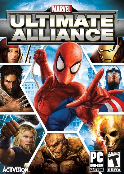 Marvel Ultimate Alliance – CODEX – Full Game – Tek Link