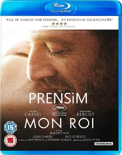 Prensim - Mon roi (2015) türkçe dublaj film indir