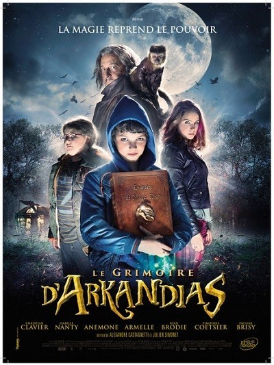 Arkandias'ın Büyü Kitabı 2014 BRRip XviD Türkçe Dublaj – Film indir