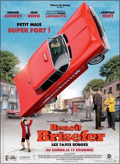 Demirkıran | Benoît Brisefer: Les taxis rouges | 2014 | HDRip XviD | Türkçe Dublaj