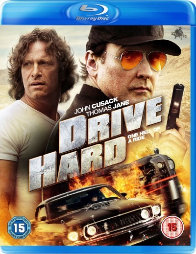 Zor Sürüş - Drive Hard (2014) full türkçe dublaj film indir