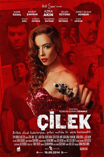 Çilek 2014  DVDRip XviD  Yerli Film İndir