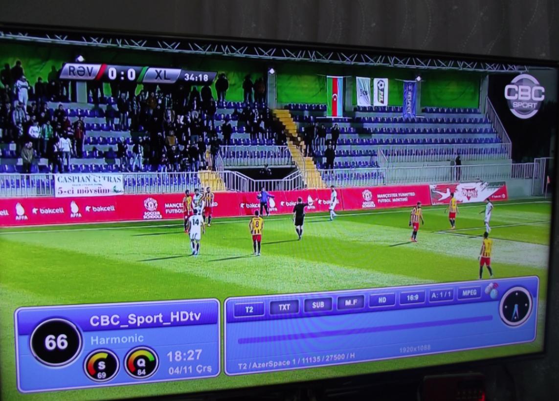 CBC Sport Frekans Bilgileri