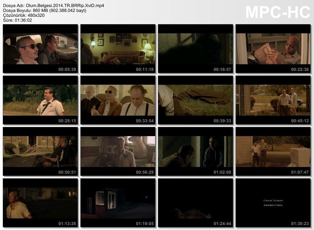 Ölüm Belgesi – Late Phases 2014 Türkçe Dublaj MP4