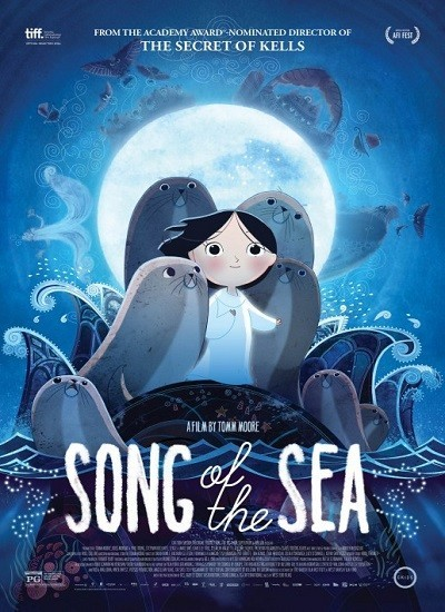 Denizin Şarkısı - Song of the Sea 2014 m720p BluRay x264 Türkçe Dublaj Film İndir