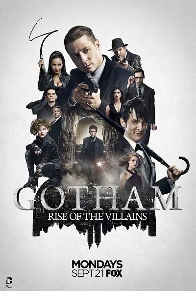 Gotham | 2.Sezon | 1-5 Bölümler | Türkçe Dublaj – indir