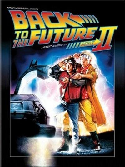 Geleceğe Dönüş 2 - Back To The Future 2 1989 ( BRRip XviD ) Türkçe Dublaj Tek Link İndir