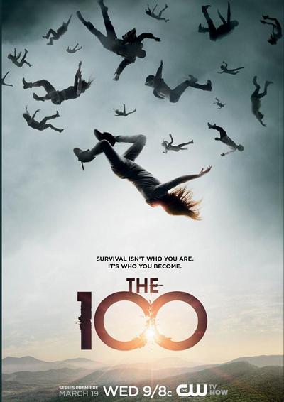 The 100 1.Sezon Tüm Bölümler ( WEB-DL XviD ) Türkçe Dublaj - alternatif link film indir