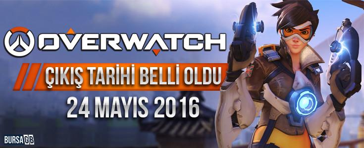 Overwatch'in Çikis Tarihi Belli Oldu