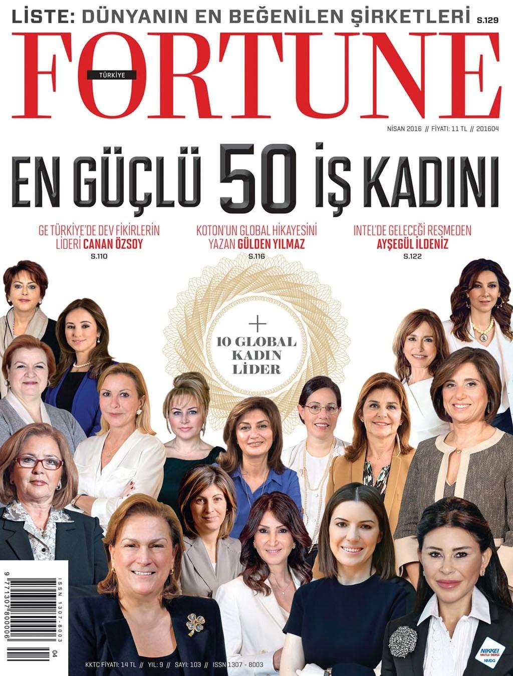 Fortune Nisan 2016 PDF Dergi indir