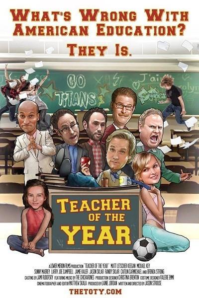 Yılın Öğretmeni - Teacher of the Year 2014 m720p WEB-DL Türkçe Dublaj  - Tek Link