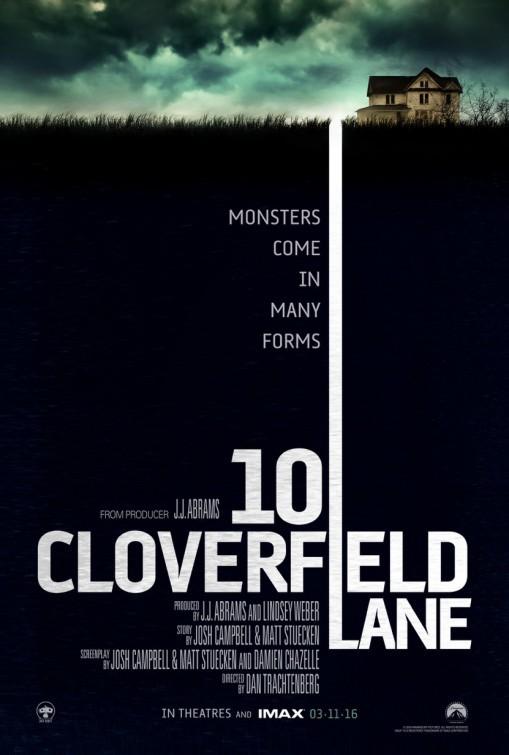 10 Cloverfield Lane - Cloverfield Yolu No:10 (2016) - türkçe altyazılı film indir