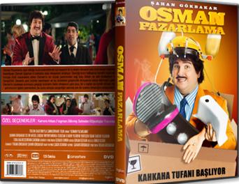 Osman Pazarlama | 2016 | 448p | Yerli Film