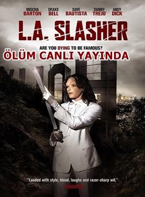 Ölüm Canlı Yayında – L.A. Slasher 2015 DVDRip XviD Türkçe Dublaj – Tek Link