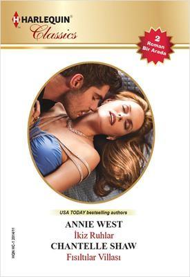Annie West İkiz Ruhlar Pdf E-kitap indir