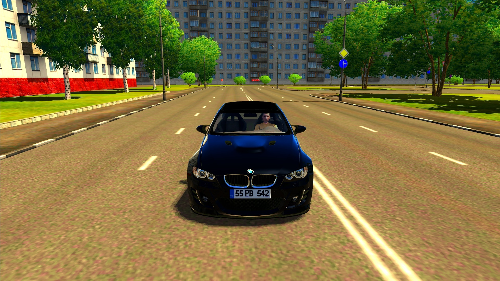 city car 1.2.2 bmw m3 gt