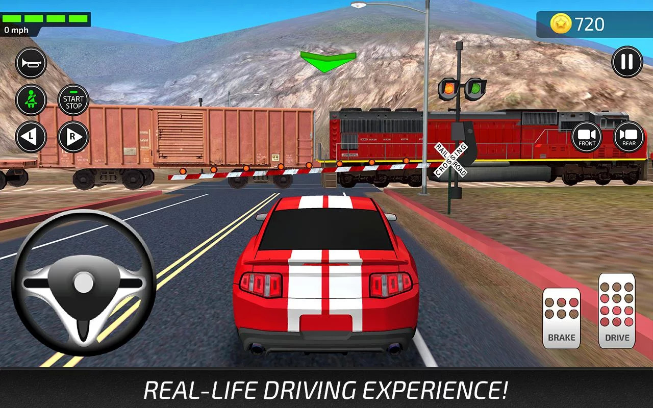 Car Driving Academy 2017 3D Apk