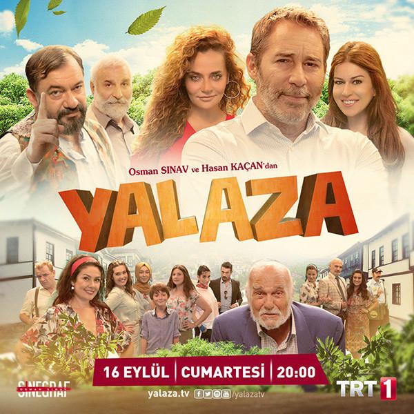 Yalaza | 10.Bölüm | 720p | Web-DL