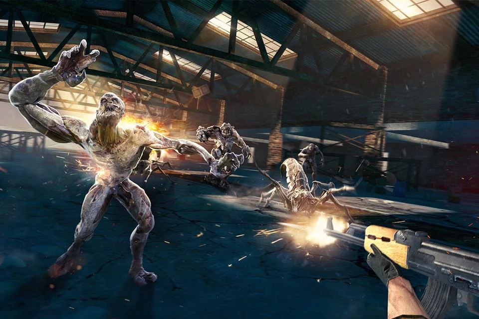 ZOMBIE Beyond Terror: FPS Shooting Game Apk