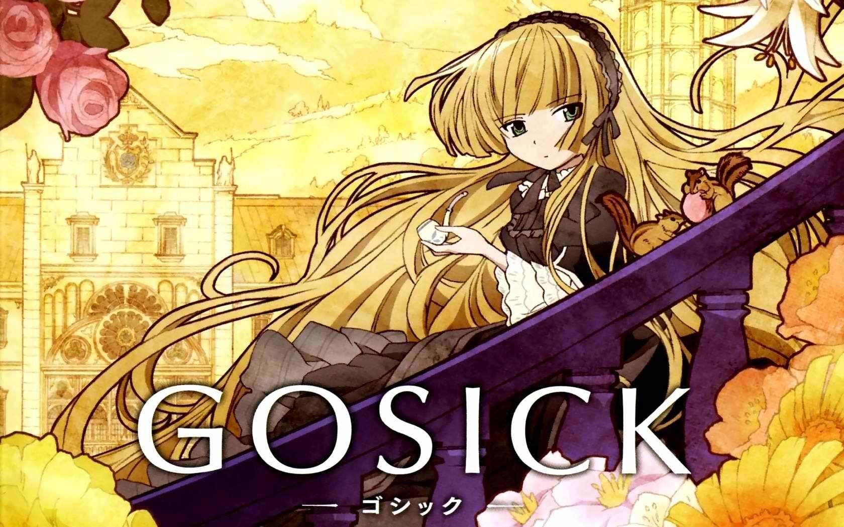 Gosick / 2011 / Anime / Mp4 / TR Altyazılı