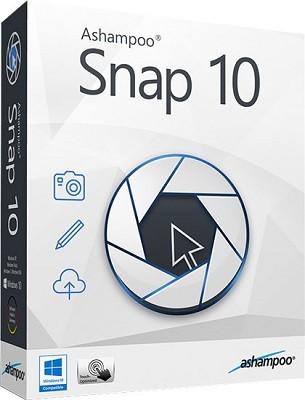 Ashampoo Snap 10.0.4 Multilanguage | Full İndir