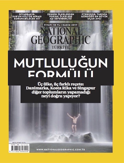 National Geographic Kasım 2017