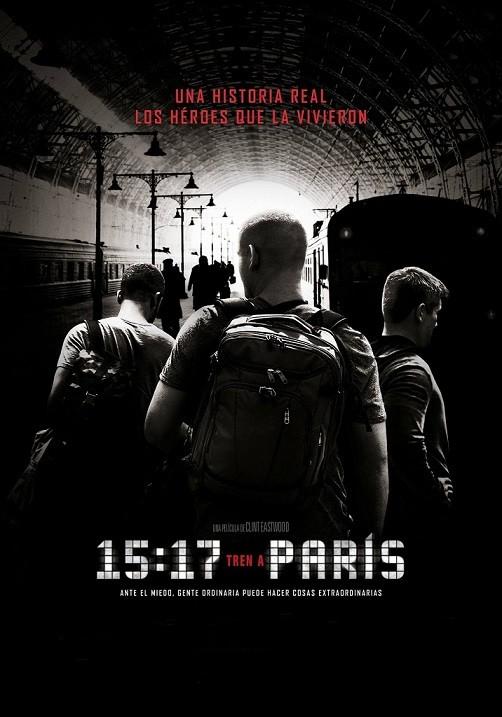 15:17 Paris Treni - The 15:17 to Paris - 2018 - BRRip Türkçe Dublaj