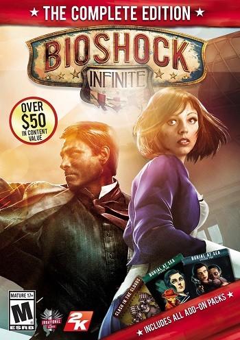 BioShock İnfinite İndir – Full Türkçe Tüm DLC