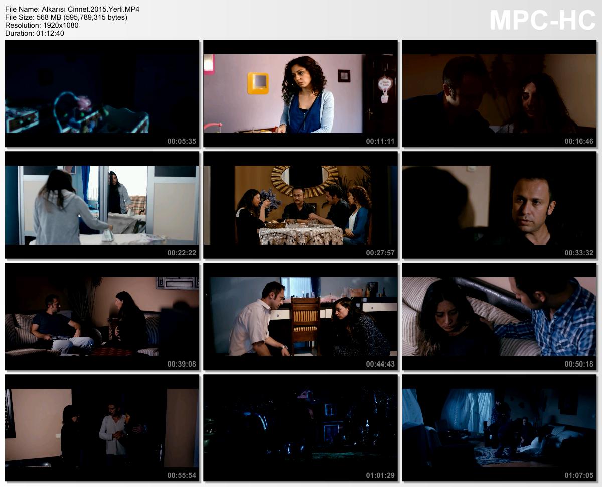 Alkarısı: Cin-net 2015 Yerli Film WEB-DL Sansürsüz - okaann27