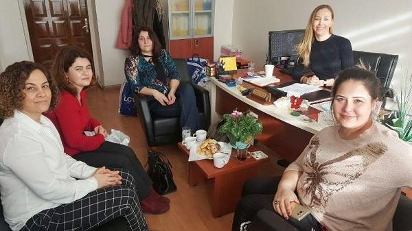 İzmir Kadın Muhasebeciler Derneği ;