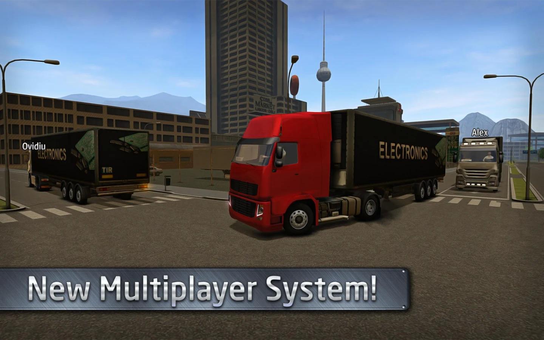 Euro Truck Driver Apk