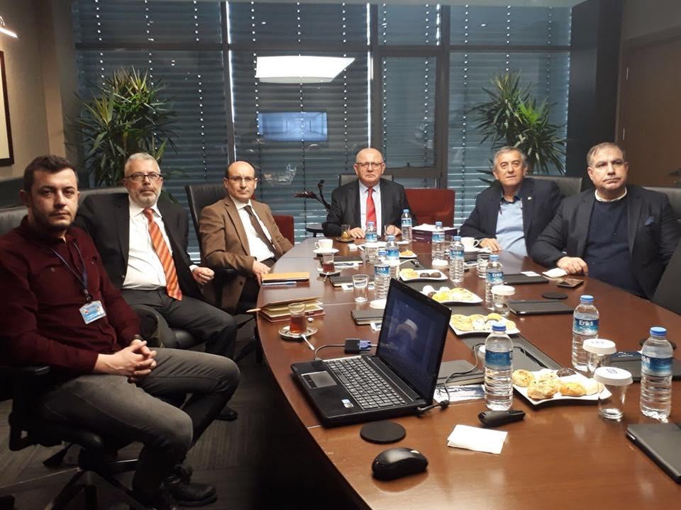 Söke OSB Yönetim Kurulumuz Manisa OSB'yi Ziyaret Etti