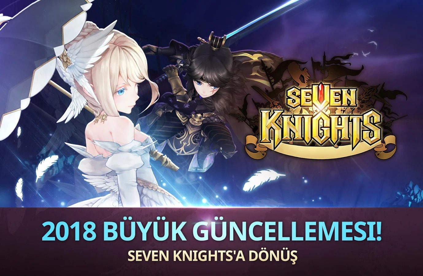 Seven Knights Android Oyun